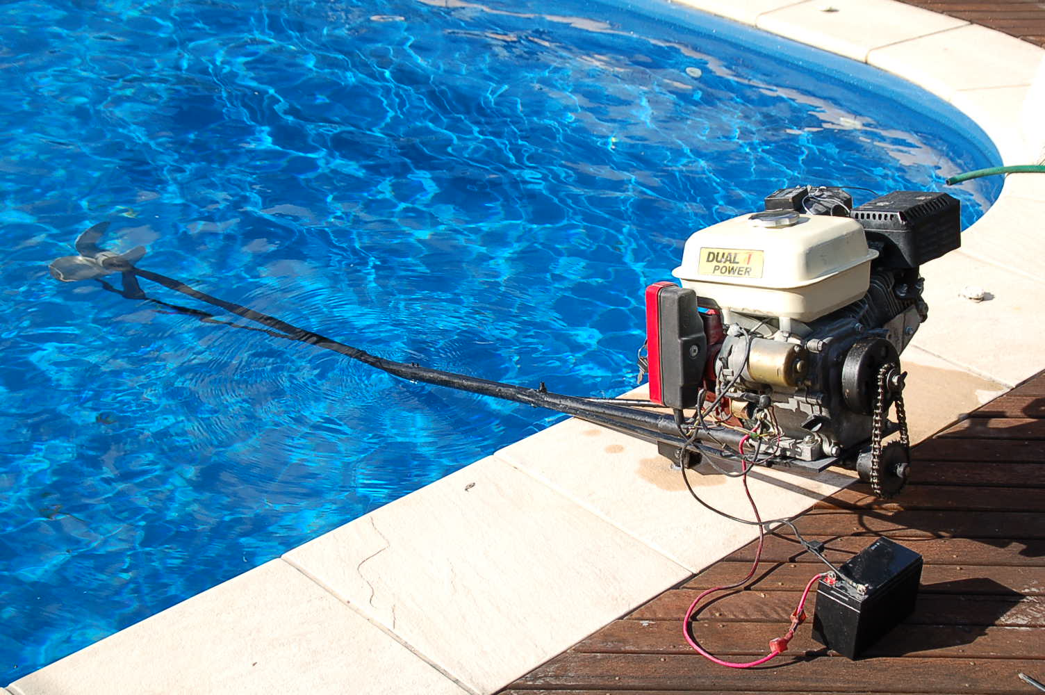 Diy outboard motor for Air cooled outboard motor kits