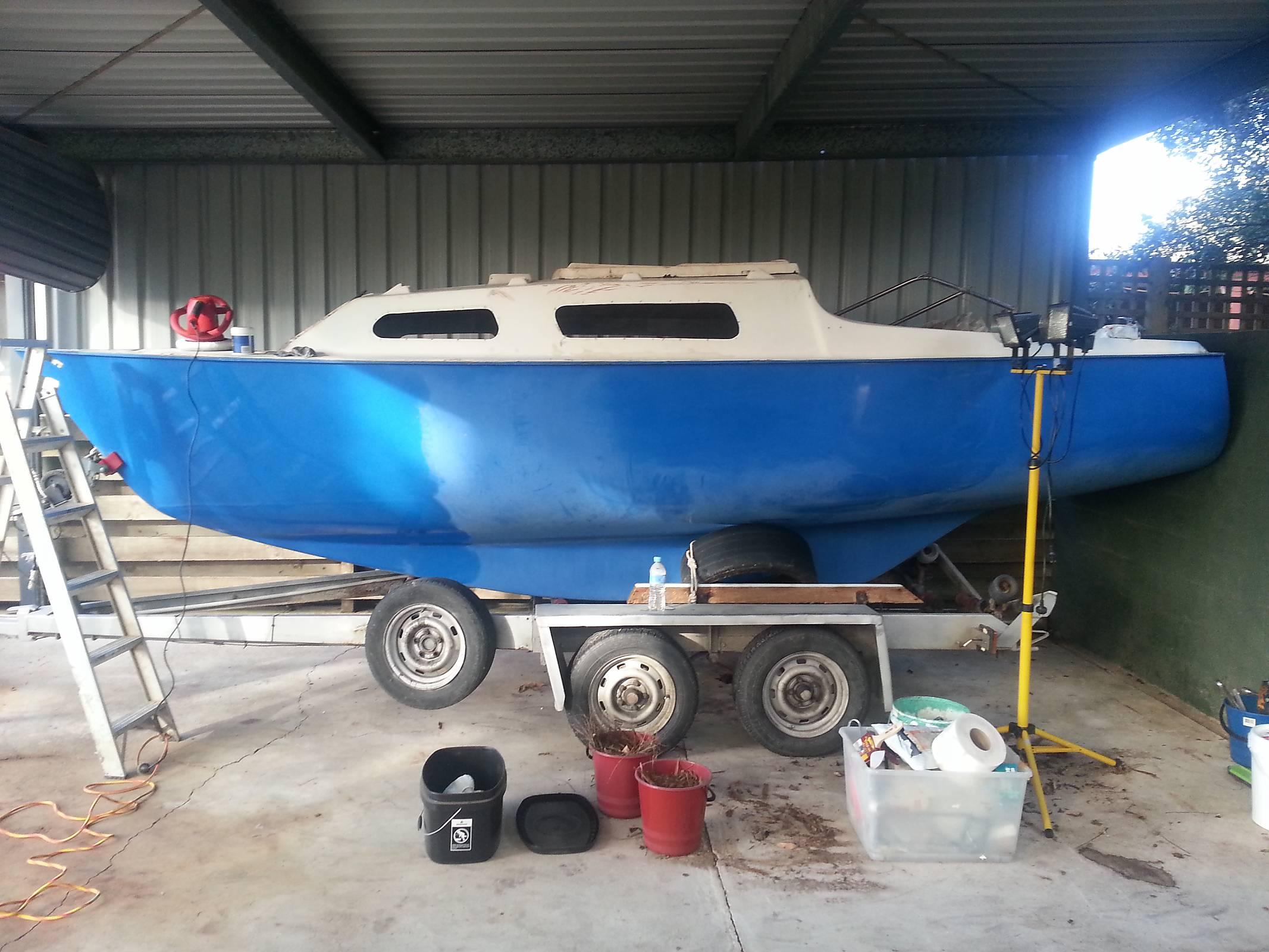 Sub 20' pocket cruising (cabin) sailboats | Boat Design Net