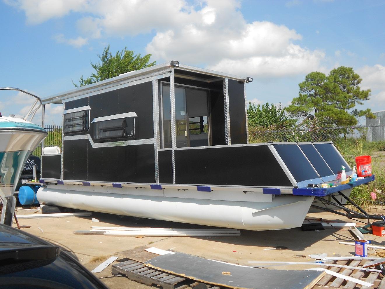 Best Pontoon Boat Design Ideas Contemporary - Interior Design ...