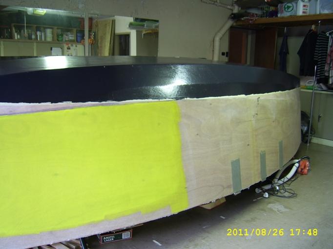 Peelply in handlaminate: uneven surface | Boat Design Net