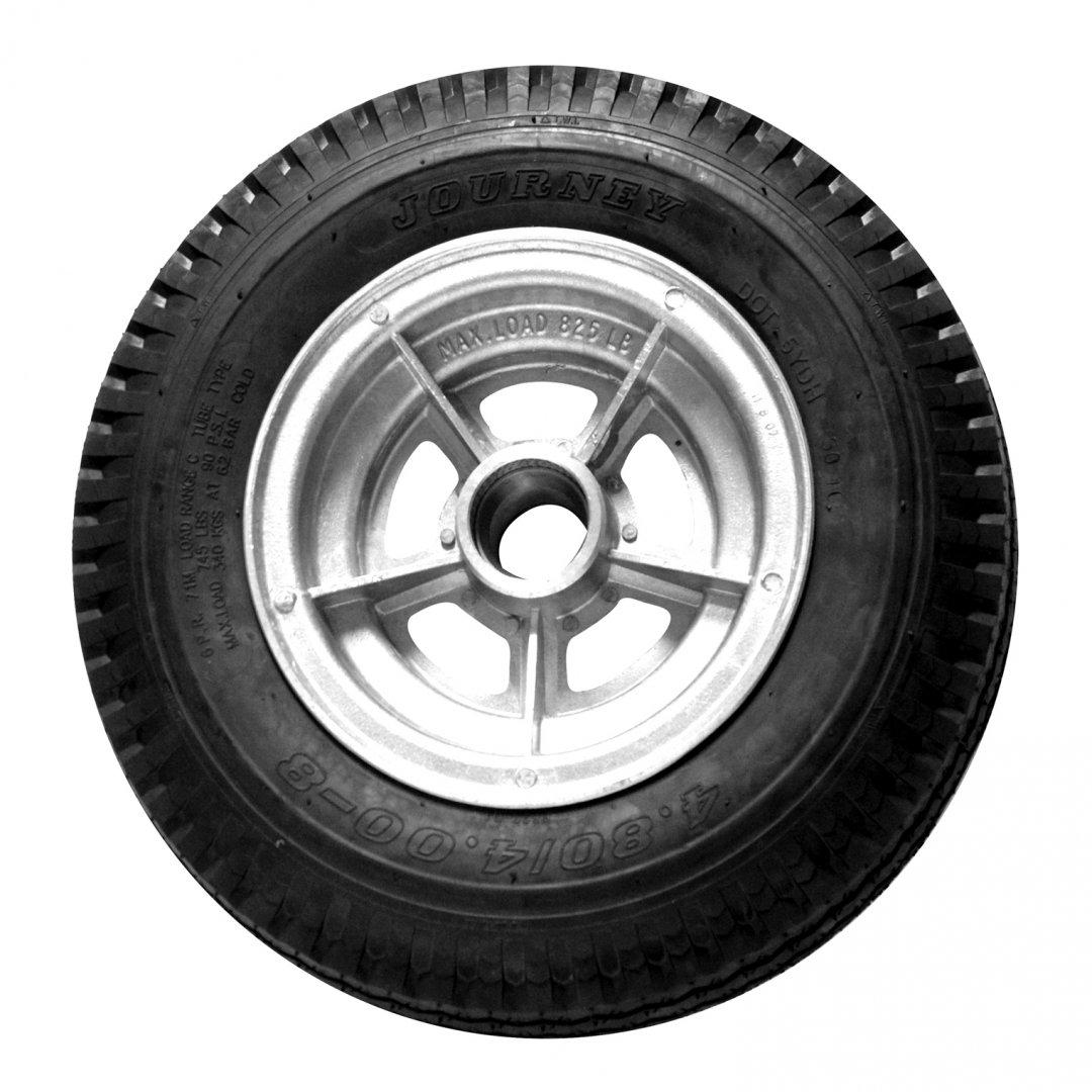 8 inch aluminum alloy rim integrated hub plus tire tyre trailer wheel.jpg