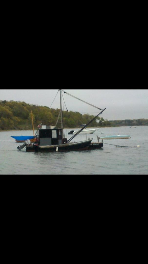 Homemade Mooring Barge | Boat Design Net