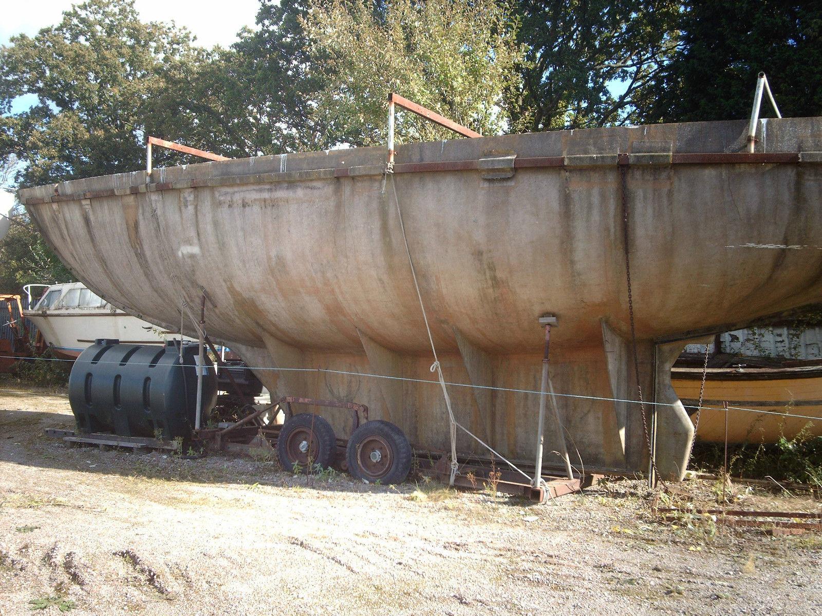 45 Foot yacht mold for sale (Southampton, UK) | Boat Design Net