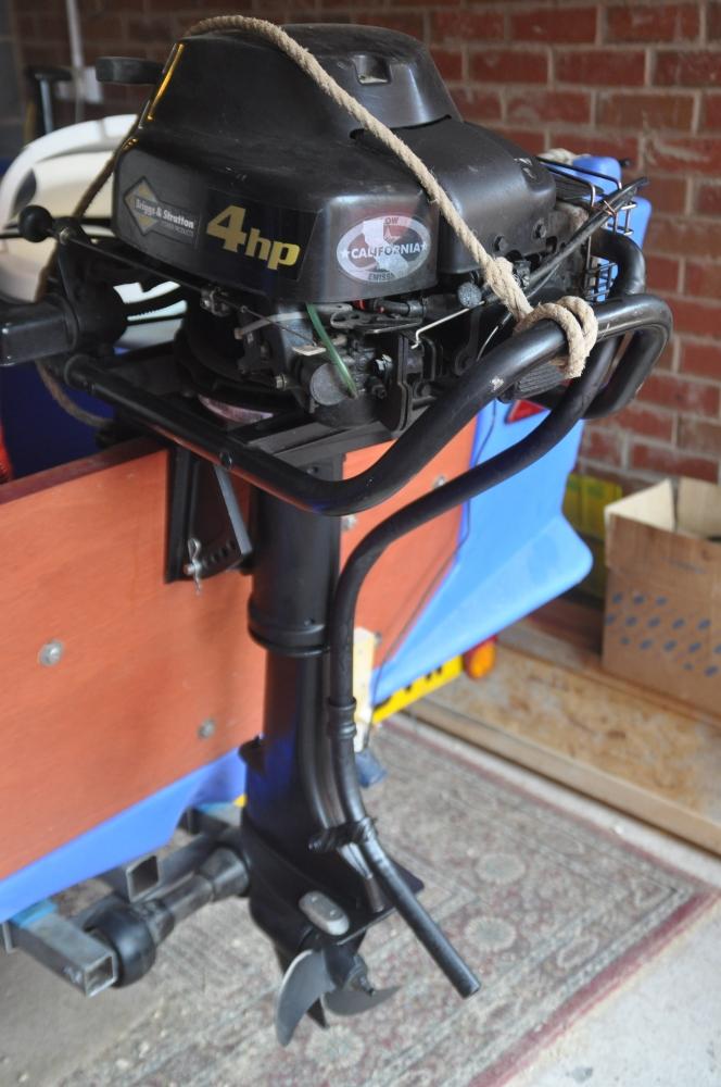 Briggs & Stratton 5 hp outboard   Page 4   Boat Design Net