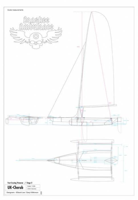 Banshee ambulance 12 ' tri 23' mast-based on Cherub dinghy.jpg