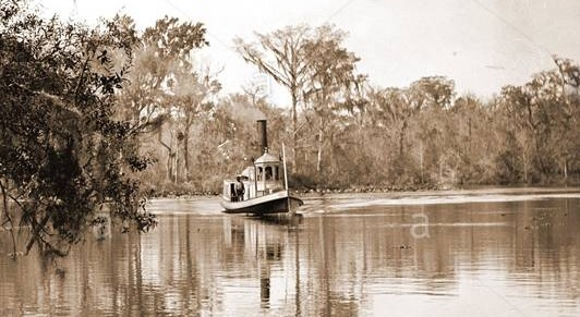 Boat Browns Landing Rice Creek Florida 1890s.jpg