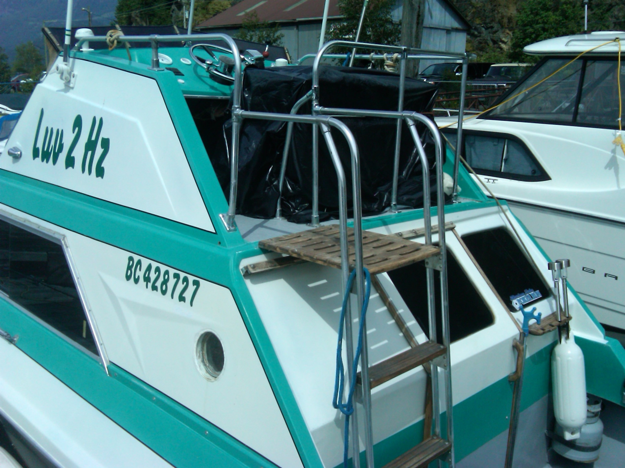 Fiberform Did They Even Exist Boat Design Net Wiring Diagram Advice For Small Page 1 Iboats Boating Boat2