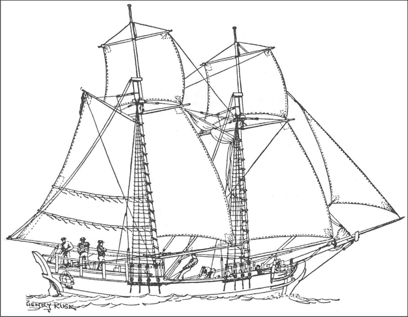 pirate ship boat design net