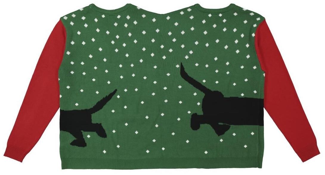 Christmas sweater for 2 people dog Takkie cat Siepie from Jip and Janneke by Dutch HEMA 2.jpg
