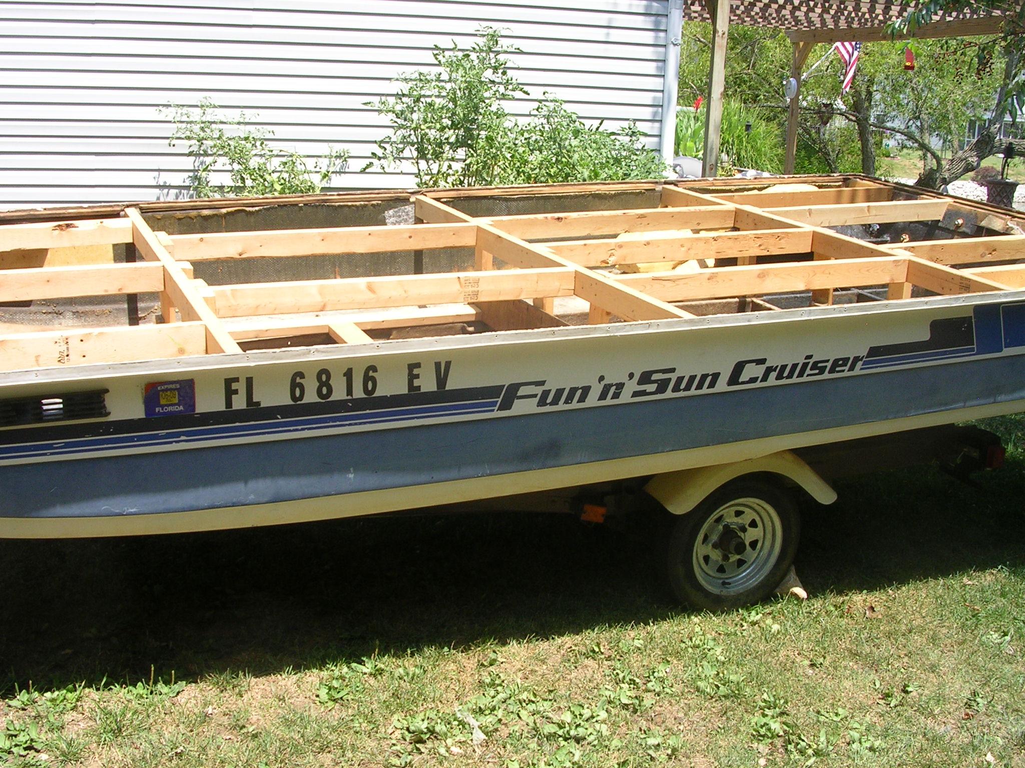 Fiberglass Bass Boat Floor Repair Acai Sofa