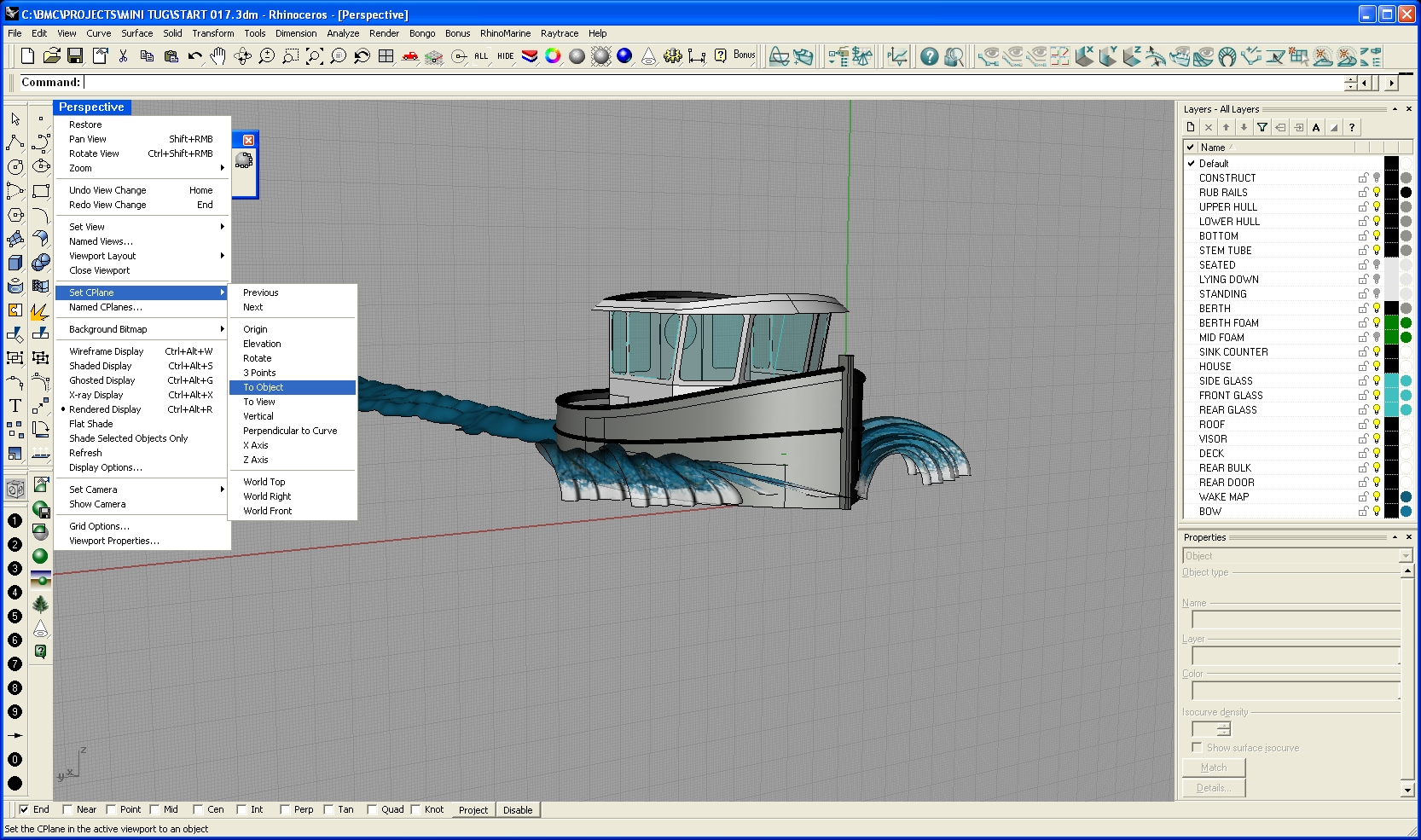 Interior boat design software for Interior design planning software free