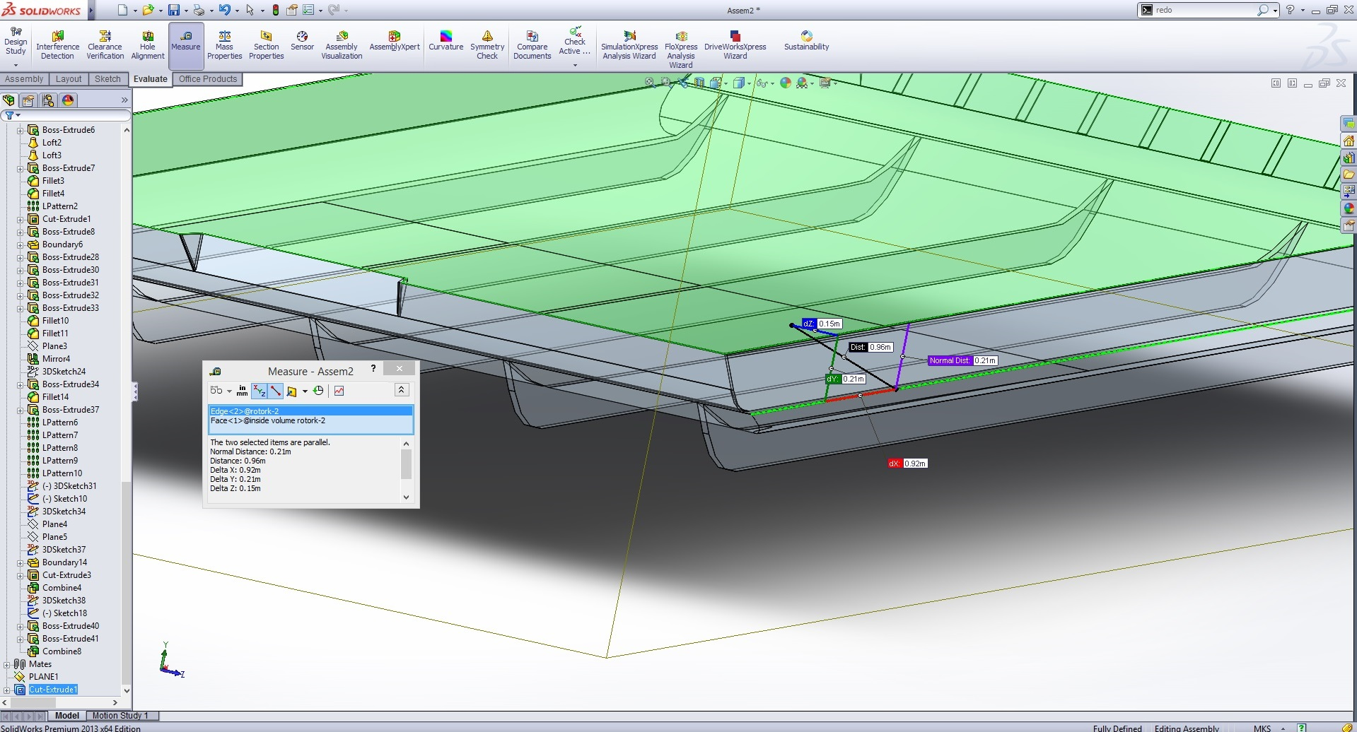 Calculating displacement with solidworks boat design net displacemet calculation 2g ccuart Image collections