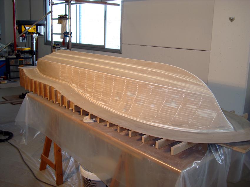 A New Boat Build Adventure   Boat Design Net