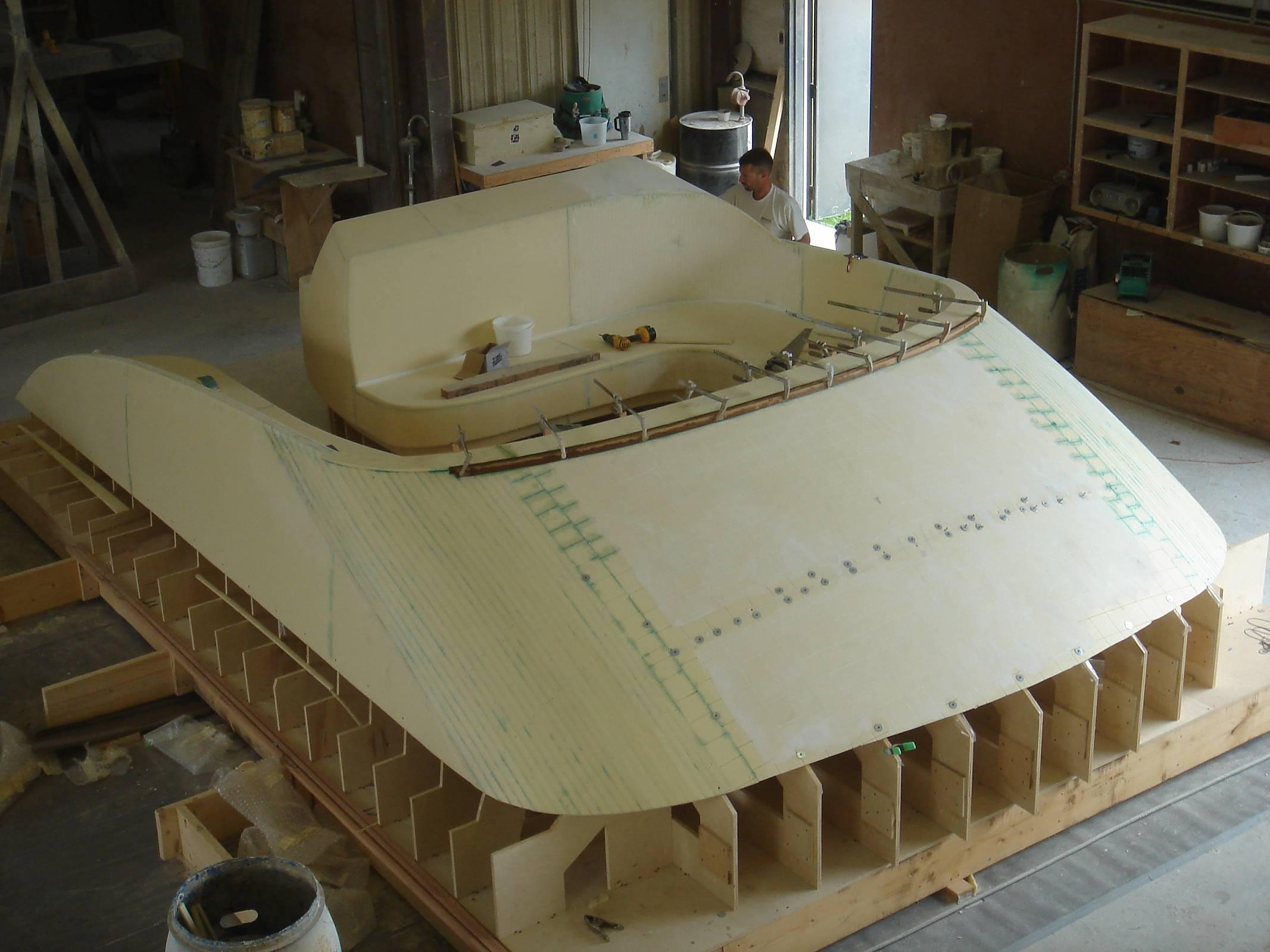 Build Anything You Want - Custom CNC JIGS | Boat Design Net