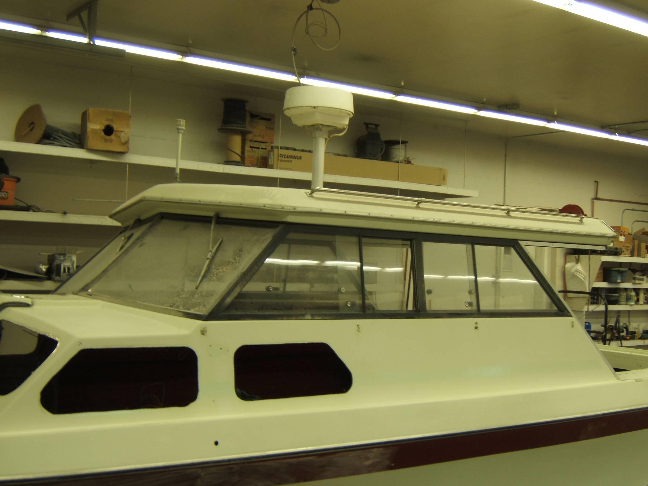 Aluminum window extrusions | Boat Design Net