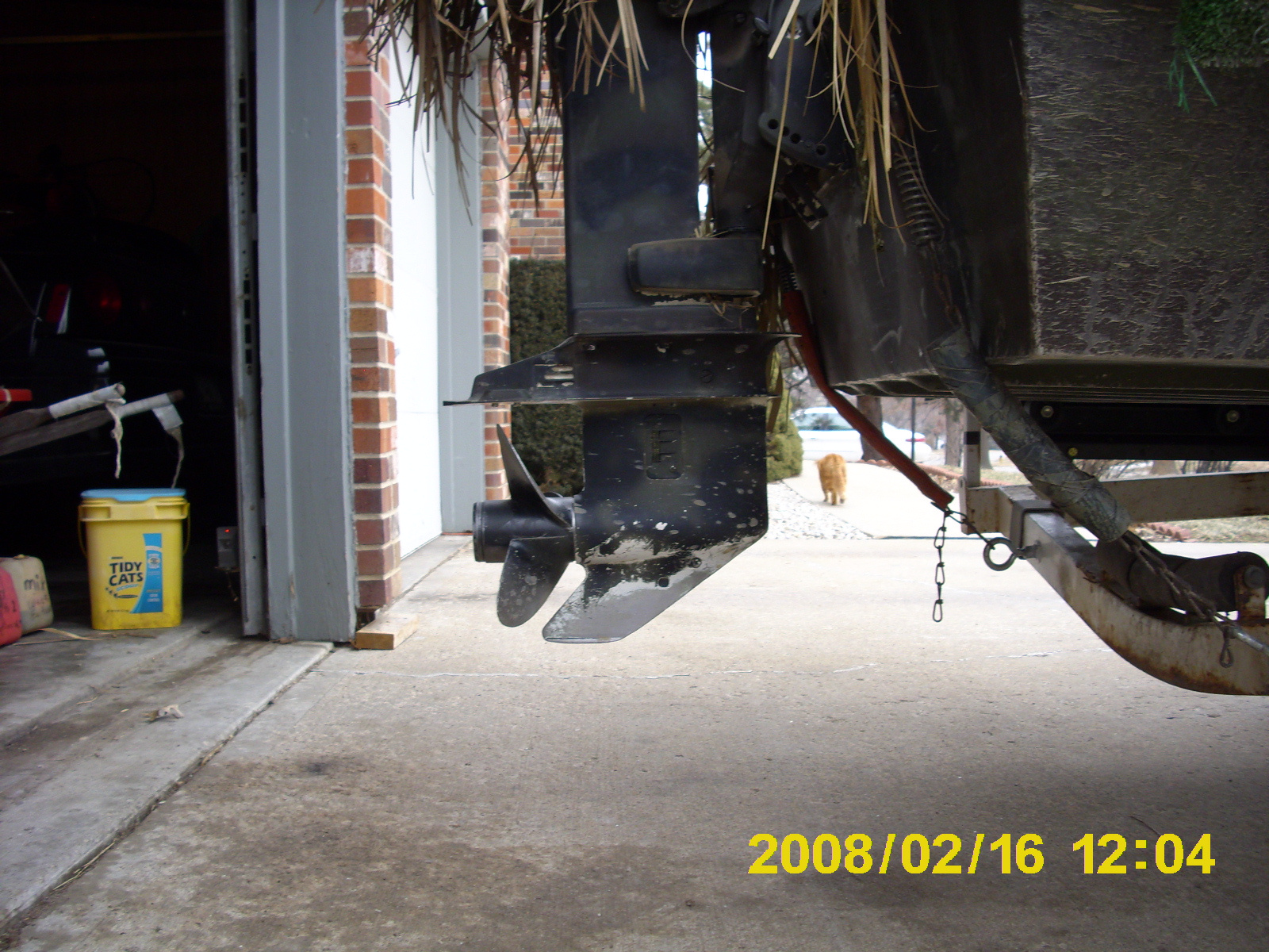 Cavitation issues ???? not sure ??? | Boat Design Net
