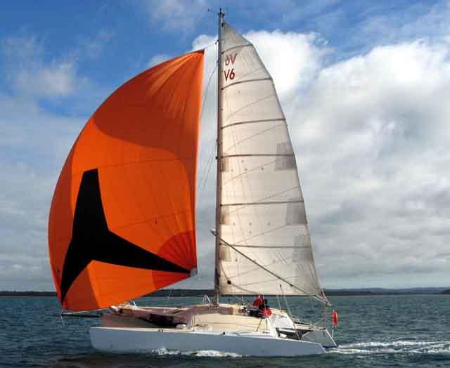 Trimarans 30' to 50' | Boat Design Net