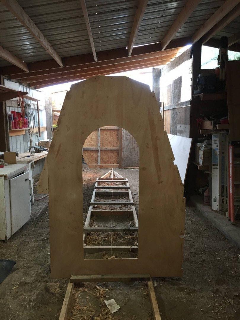 hyvin tiedossa tukkukauppa Tarkista Easy Catamaran build | Boat Design Net