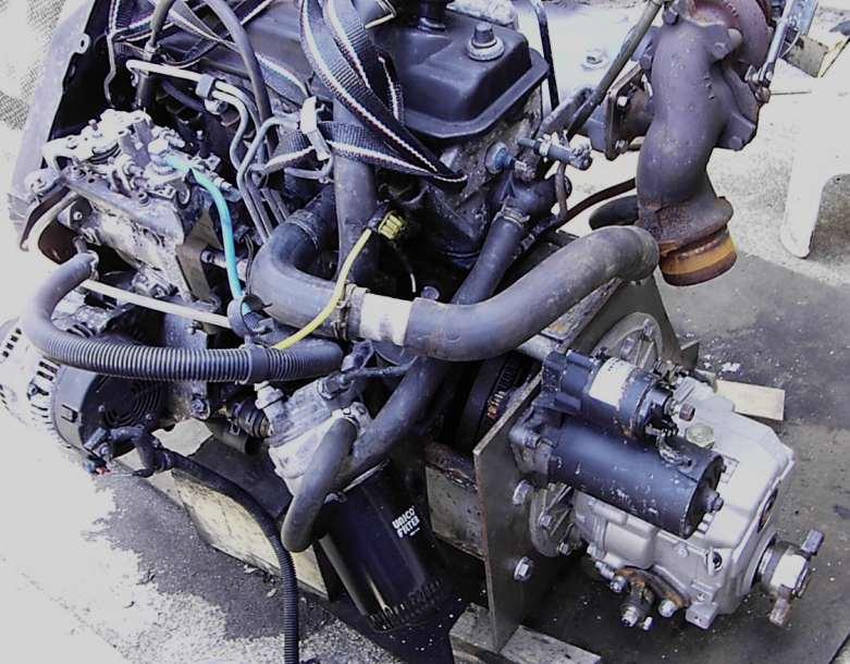 Vw Diesel Engines >> Marinizing Vw Turbodiesel Engines Boat Design Net