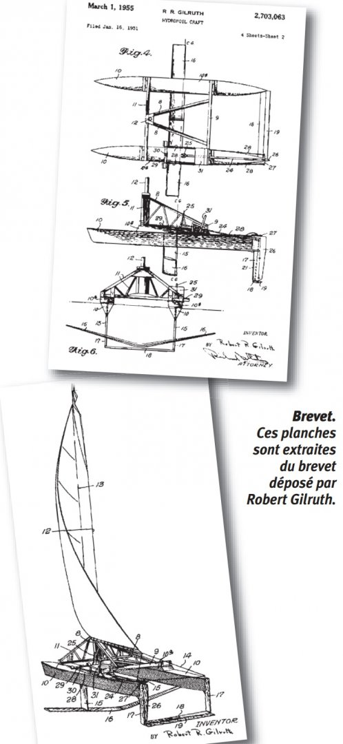 Evolvement of foiling sailboats over the last 70 years Robert Gilruth patent.jpg