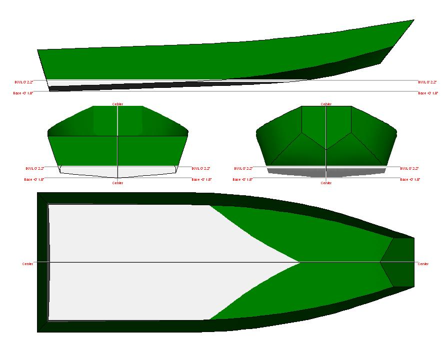 Dive/Fish jon boat? | Boat Design Net