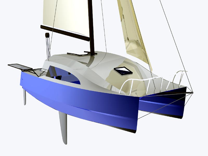 Minimum cruising cat size cost page 4 boat design net gato esp bow obl wg sciox Image collections