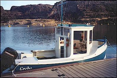 Modification Of Bolger Micro Trawler Boat Design Net - Bolger micro trawler boats