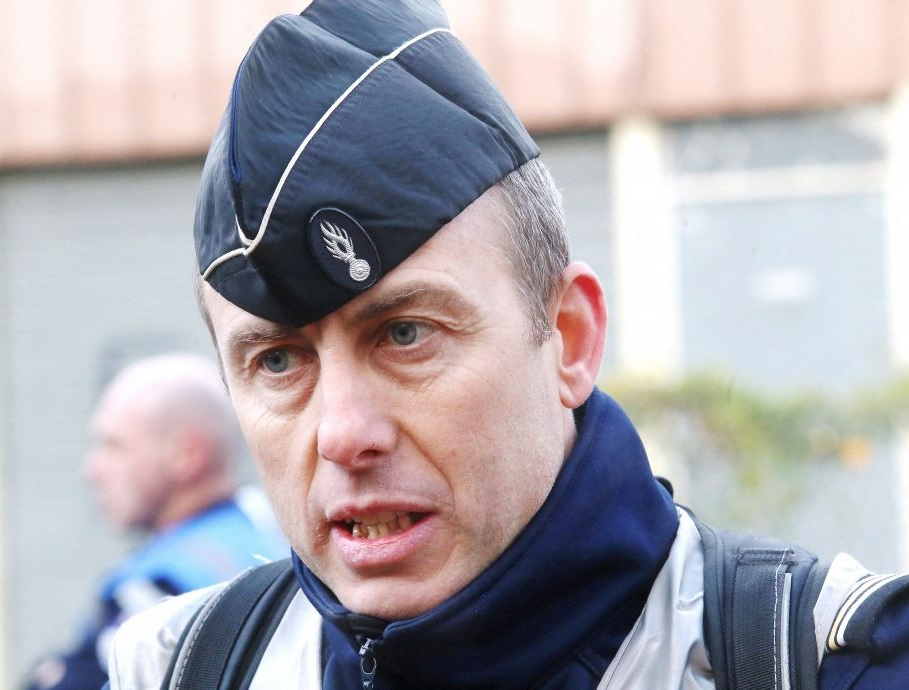 Hero Arnaud Jean Georges Beltrame Senior Officer French National Gendarmerie.jpg