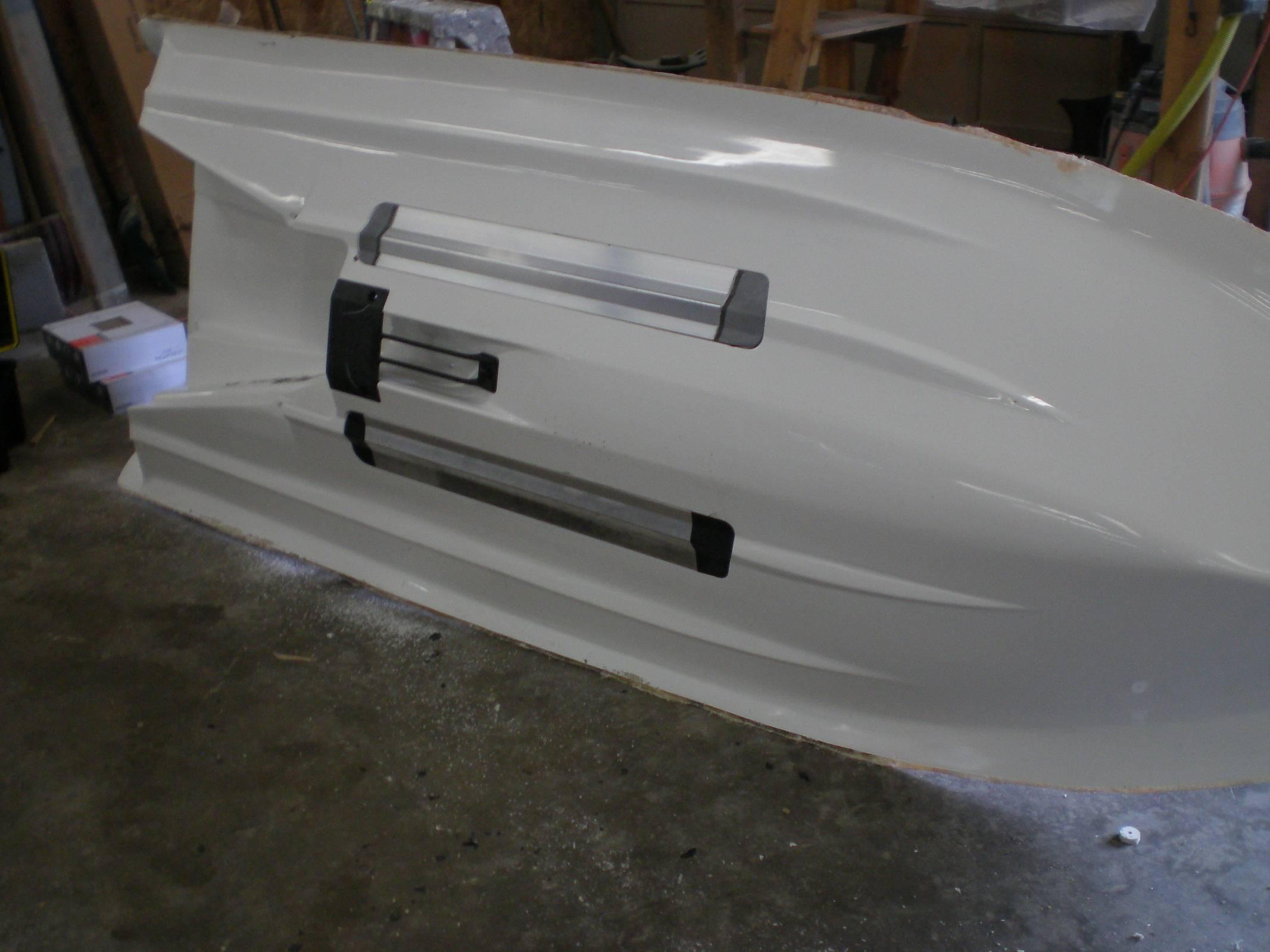 Jet pump moved forward in hull | Boat Design Net