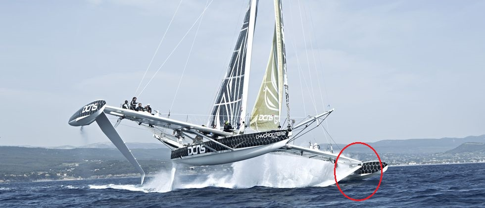 Hydroptere-1 ama touching the water.jpg