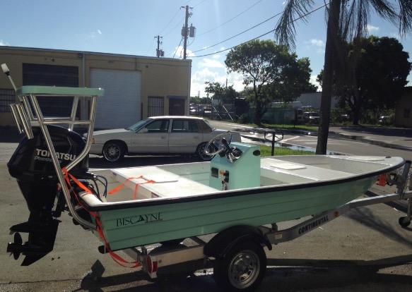 14' micro skiff molds | Boat Design Net