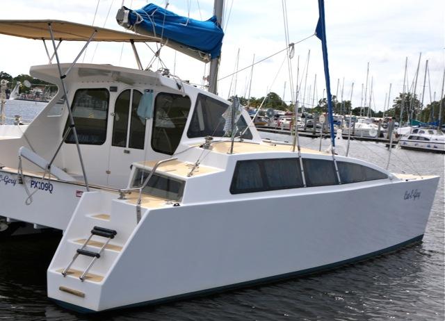 diy power catamaran - Diy (Do It Your Self)