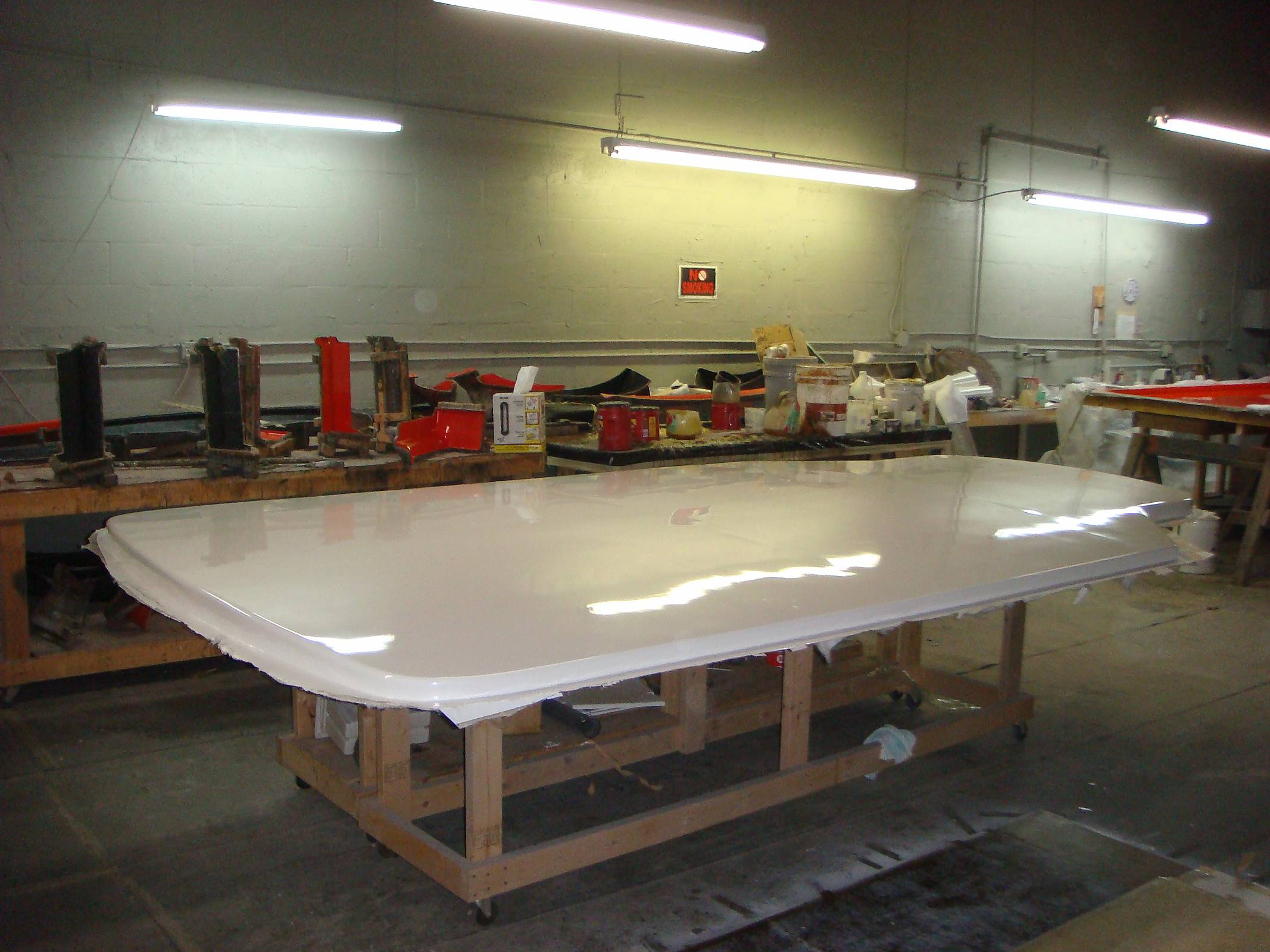 Boat Fiberglass Hard Top Mold For Sale - 3 Different Sizes