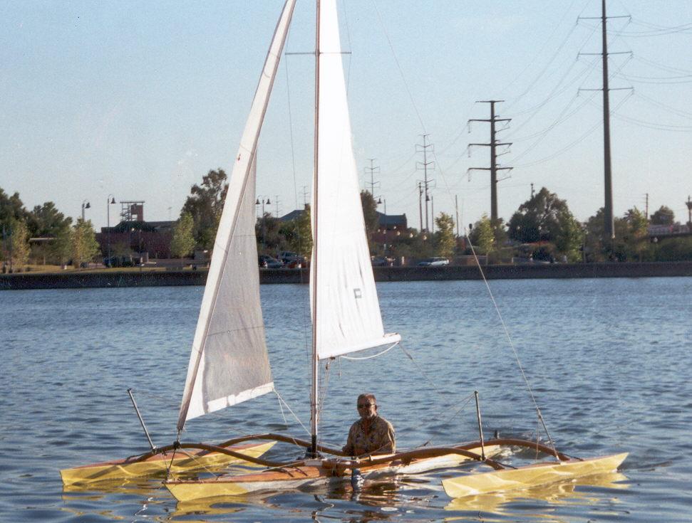 Kayak sailing   Boat Design Net