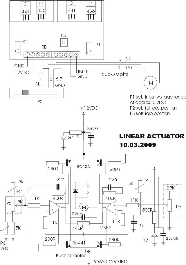 diy electronic throttle and gearbox control page 3 boat design net rh boatdesign net Plasma Cutter Circuit Miller Spectrum 701 Plasma Cutter