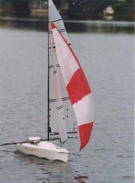 Radio controlled sailboats | Boat Design Net