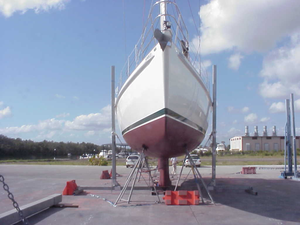 We love Ferro cement but beware !   Boat Design Net
