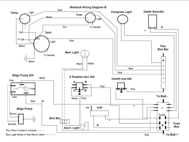 why is ac ground and battery negative connected on boat? page 2 boston whaler rage 15 jet boat wiring diagram at crackthecode.co