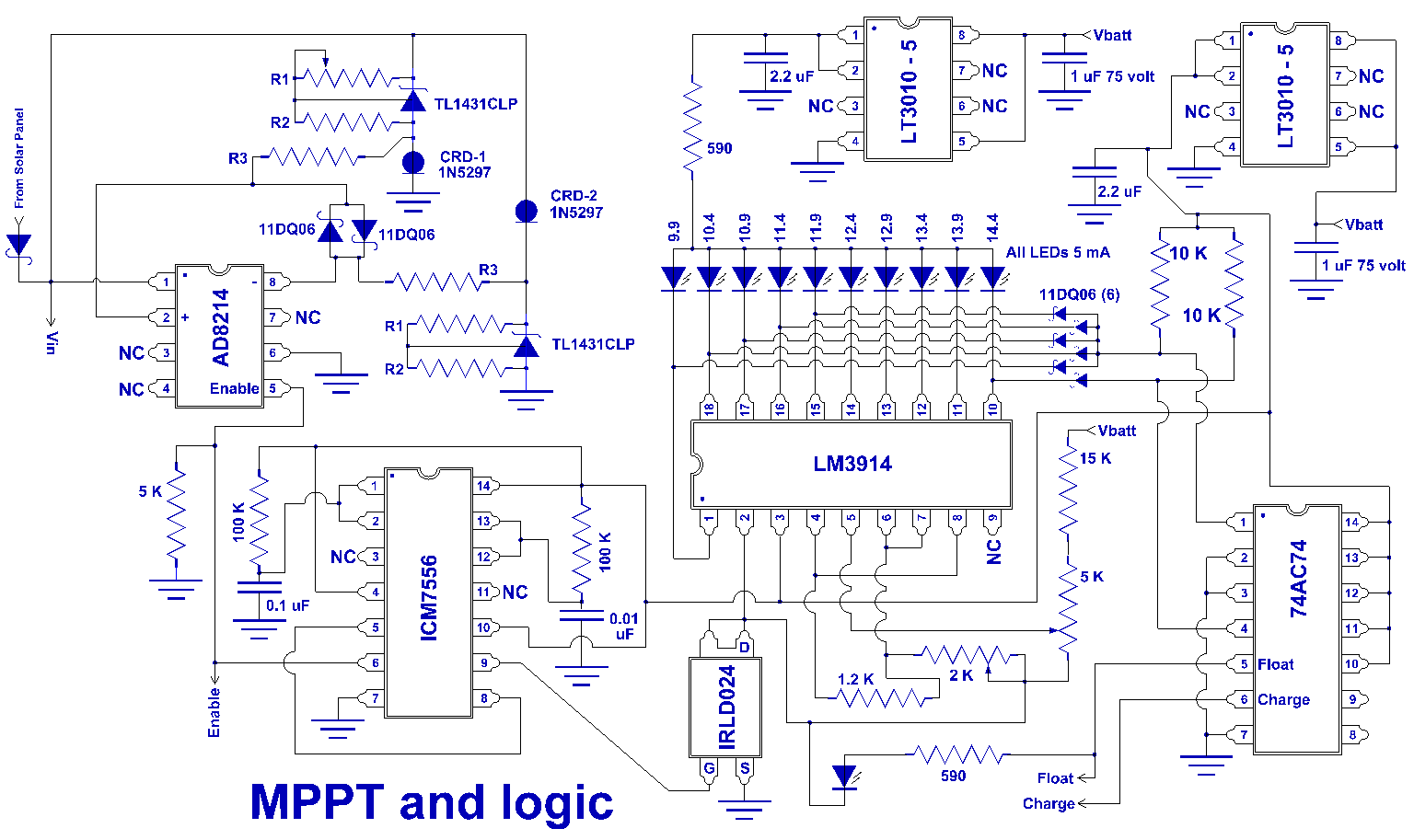 Mppt Solar Charge Controller Schematic Wiring Diagram Panel Mpptrhsvlcus