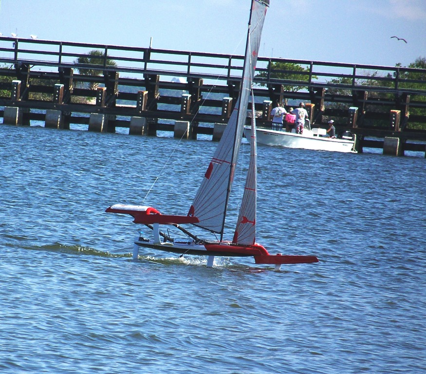 MPX Fire Arrow-First Full Flying Foiling on video-7-24-14 013 - Copy.JPG