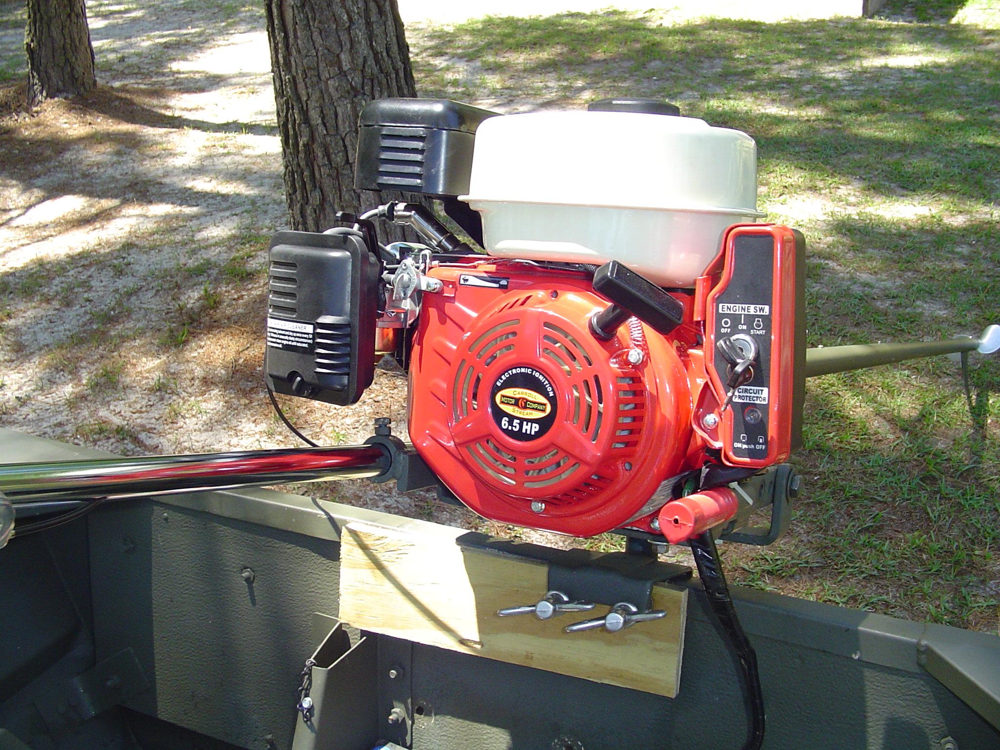 6 5 Hp Mud Motor