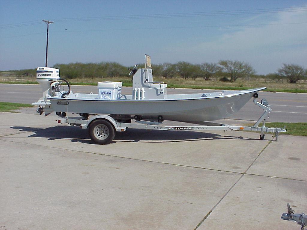 Welded Aluminum Shallow Water Boat Boat Design Net