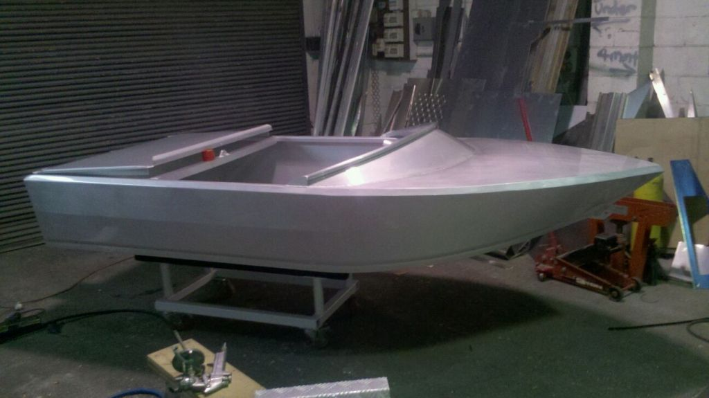 Home Built Jet Dinghy S From New Zealand Boat Design Net