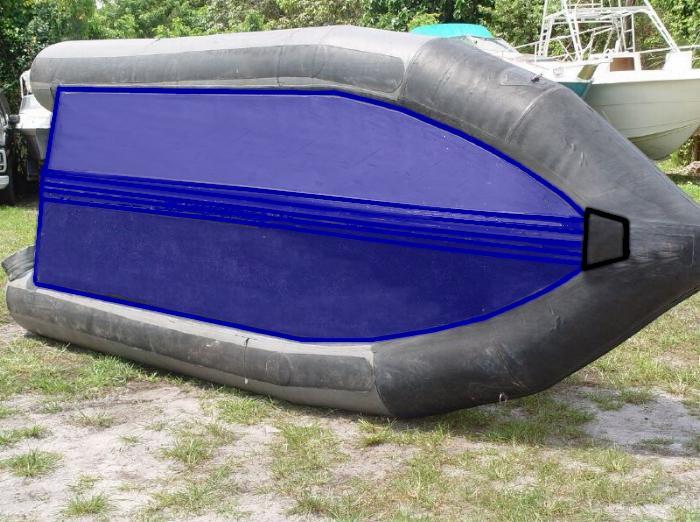 Inflatable boat restoration    | Boat Design Net