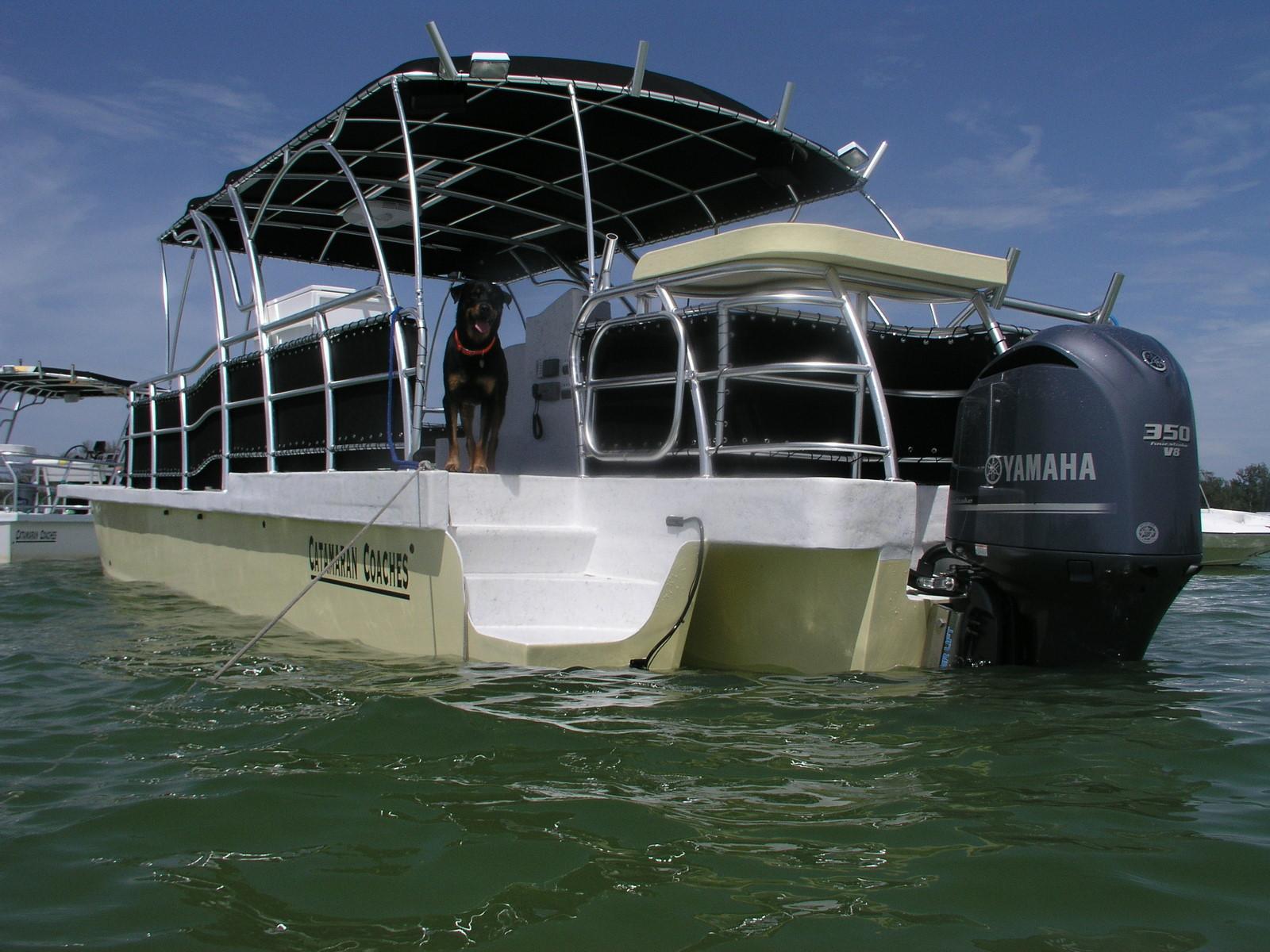 Opinions Wanted High Speed Fiberglass Pontoon Boats Boat
