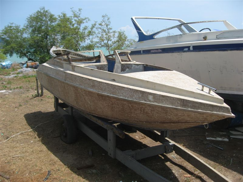Should I or not? (ply speed boat restauration) | Boat Design Net