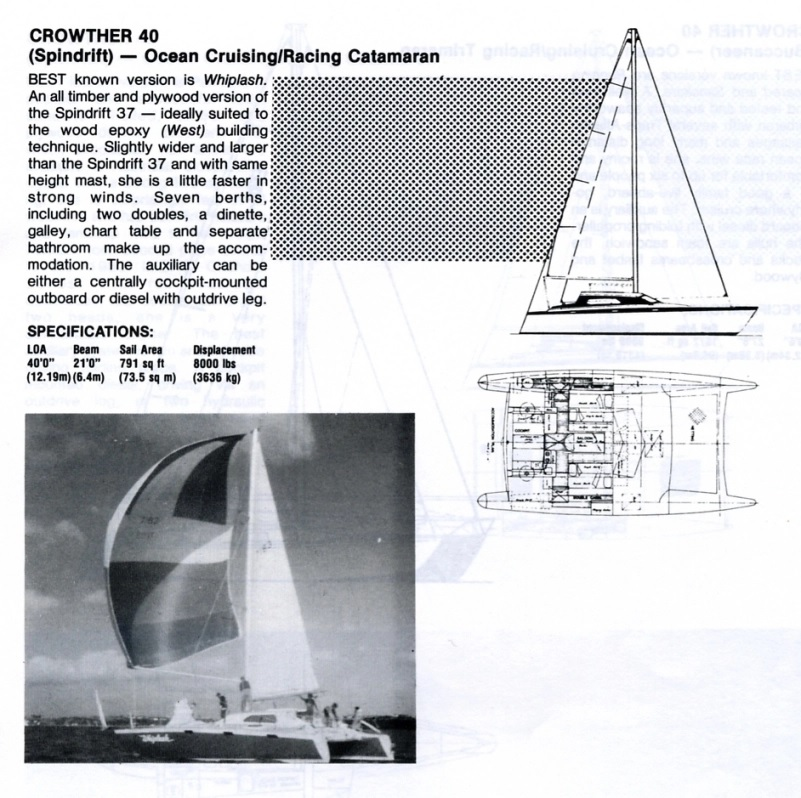 Plywood DIY Catamaran Crowther Spindrift 40.jpg