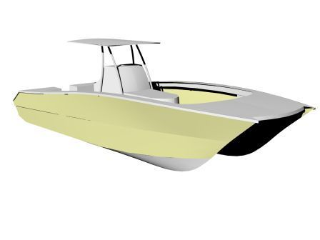 Freeman 33 power cat boat design net profileg sciox Image collections