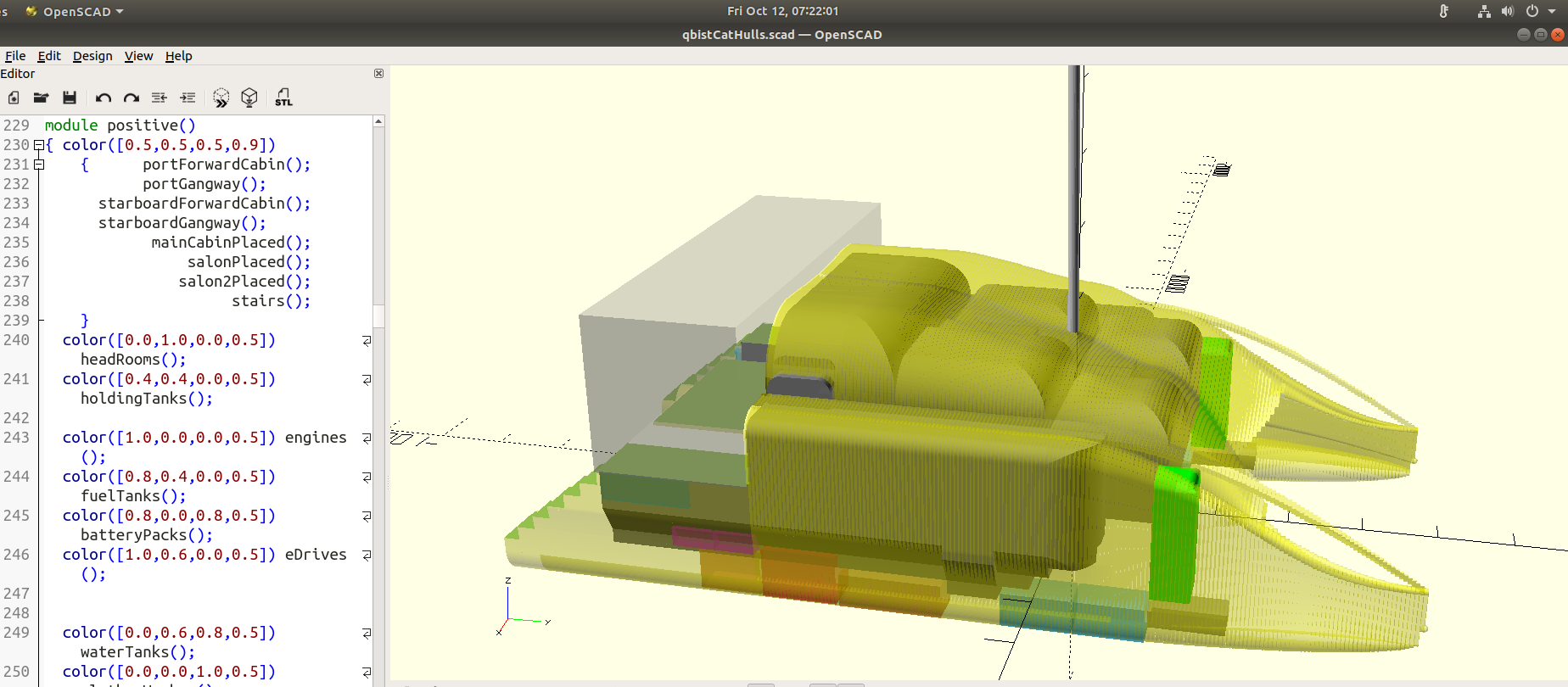 Free or Low Cost Hull Modeling Software | Page 2 | Boat Design Net