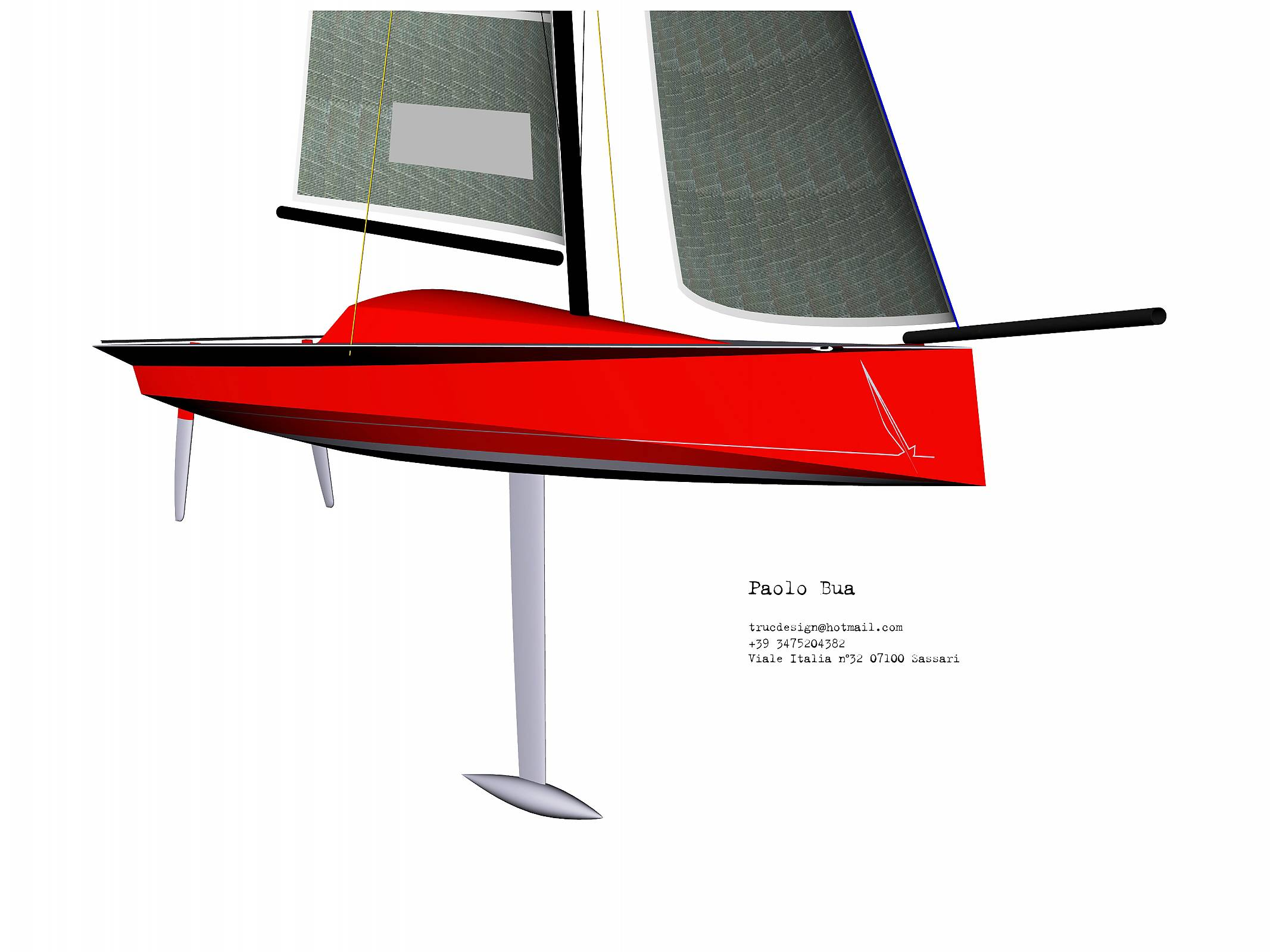 ultimate 20 to 26' bouy racer | Page 3 | Boat Design Net
